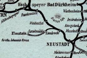 Sattelmühle - Elmstein